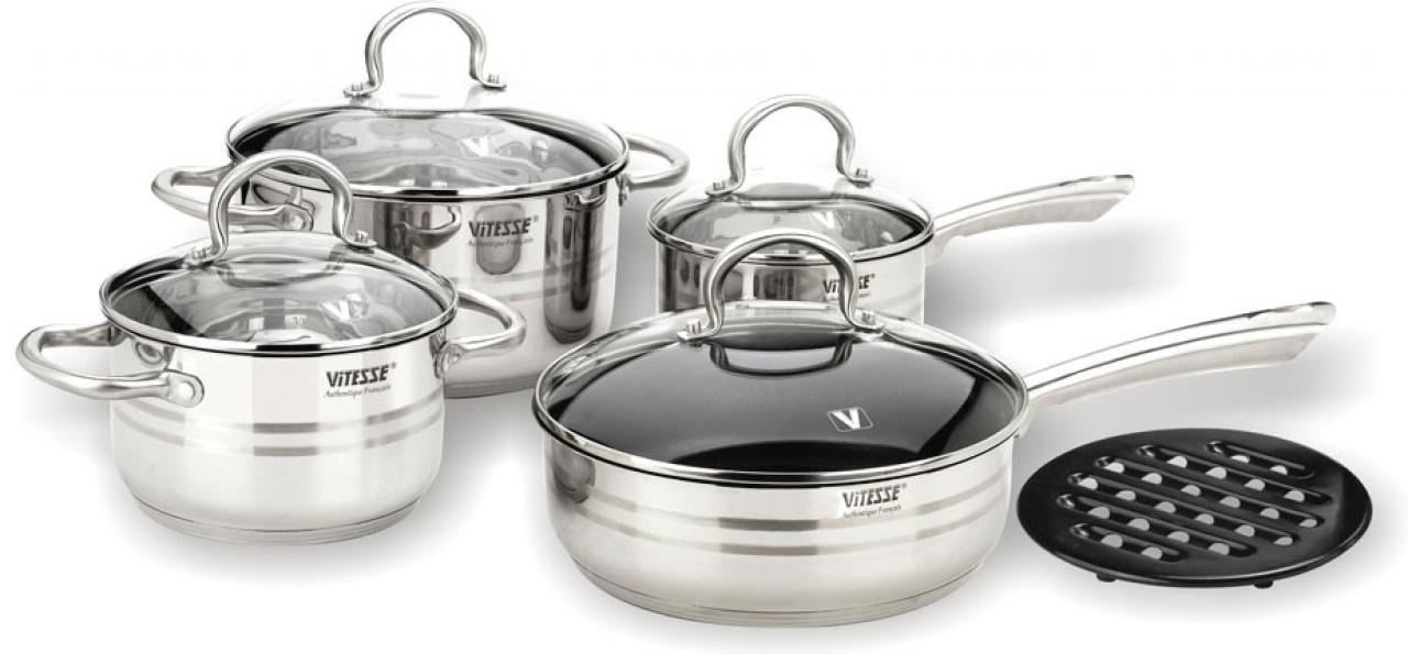 Посуда для индукционных плит российского производства